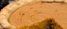 Easy But Oh So Good Sweet Potato Pie | BlackandMarriedWithKids.com