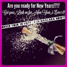 Your New Year Celebration won't be complete without Younique's GLAMOROUS Cosmetics and Skin Care! Your Look will last through the super important midnight kiss and all through the night with our high-end, naturally based makeup! Younique's Products are the only ones I trust to Ring in 2015!
