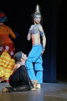 "Diana Vishneva and Igor Kolb, ""Scheherazade"", Mariinsky Ballet"