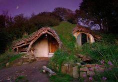 Cómo construir tu propia casa Hobbit - Vida Lúcida