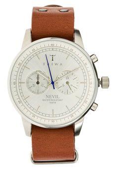 Triwa - NEVIL - Chronograph - braun