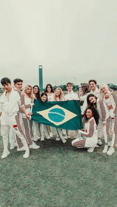Now united Brasil