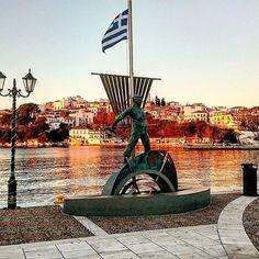 Skiathos, Greece, Destination Wedding, Memories, Statue, Photo And Video, Building, Summer, Travel
