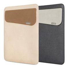 "Moshi Muse Slim Sleeve Case For iPad Pro & 13"" MacBook Air Pro - Macintosh Addict"