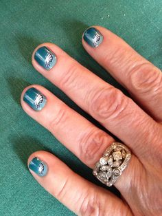 Eagles nail wraps