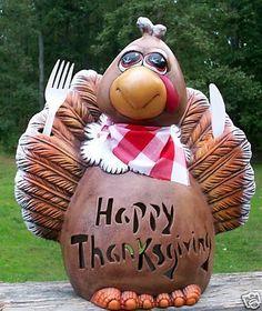 Thanksgiving Turkey Accent