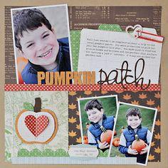 Pumpkin Patch by Lynn Ghahary