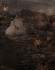 Waterborn by ~Andoledius on deviantART
