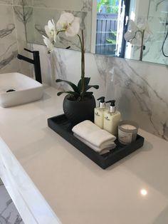 Home Room Design, Home Interior Design, Bathroom Inspiration, Home Decor Inspiration, Bathroom Counter Decor, Bathroom Design Luxury, House Rooms, Living Room Decor, Toilet
