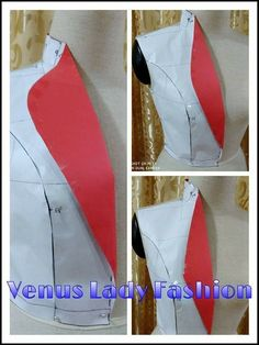 RUS👇 Dart manipulation - dart moved to the neckline and split into 3 sections. How do you like it? IT👉 Spostamento della Corset Sewing Pattern, Bodice Pattern, Collar Pattern, Pattern Drafting, Dress Sewing Patterns, Clothing Patterns, Textile Manipulation, Dart Manipulation, Costura Fashion