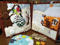Развивающие книжки и игрушки из фетра Toy Town Book Libros, Baby Quiet Book, Diy And Crafts, Arts And Crafts, Felt Quiet Books, Busy Book, Book Pages, Book Activities, Creative Art