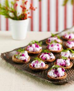 Punainen wasabisilli | K-ruoka #joulu #alkupala