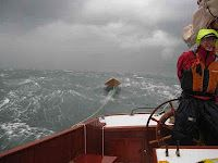 Offshore sailing and foul weather gear.