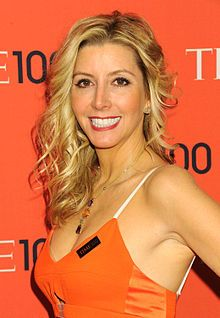 Sara Blakely - Founder, Spanx and CEO, Sara Blakely Foundation. The world's youngest self-made billionaire. Signatory of the Giving Pledge, committing half her wealth to charities which focus on empowering women.