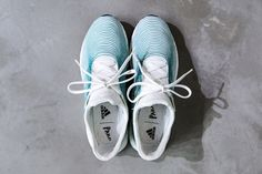 A Closer Look at the adidas x Parley Collaboration for World Oceans Day