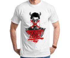 Batman Vs Superman - False God Tshirt Camiseta Camisa Tee