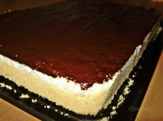Czech Recipes, Ethnic Recipes, Sweet Desserts, Food Styling, Tiramisu, Baking Recipes, Cheesecake, Food And Drink, Meals