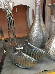 jarrones decorados en plata en www.virginia-esber.es