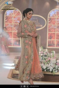 Sobia Nazir Winter Dresses Collection 2016-2017 Telenor Bridal Couture Week (6)