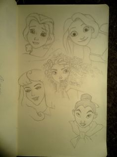 I've added Aroura and Mulan requested by Kaitlyn Aune and Asuna Yuuki. Still got Cinderella to do for this page and Roze Tyler after her. I'm not really happy with Mulan or Merida but I dont know what's wrong with them. I'll do the other Disney princesses soon but that might be in a bit because it's exam week next week. Help me xD. Which of the other princesses should I do first?