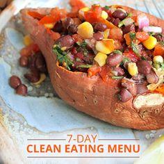 7+Day+Clean+Eating+Menu