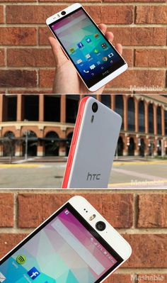 The HTC Desire Eye.