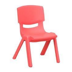 Flash Furniture [YU-YCX-003-RED-GG] P...