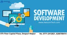 As a software development company, we always aim to offer you top-quality software solutions. offers an extensive range of Awizom Tech are among the best companies for Software Development service in Raipur, we have special expertise in coding, designing, programming, testing, and then delivering different software solutions to our clients.  www.Awizomtech.com Phone no. 0771-2412821, 2412921, 6268708414 Email: info@awizomtech.com Address: 5th Floor Capital Plaza, Deopuri Raipur Domain Knowledge, Good Company, Software Development, Programming, Over The Years, Coding, Floor, Range, Technology