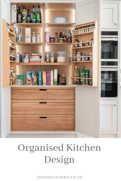 SHERE KITCHENS make beautiful bespoke handmade wood kitchens in Shere Guildford Surrey Kitchen Ideas, Kitchen Design, Bespoke Kitchens, Neat And Tidy, Can Design, Kitchen Organization, Liquor Cabinet, Must Haves, This Is Us