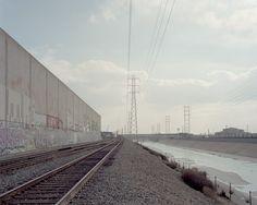 Los Angeles River by Jason Koxvold