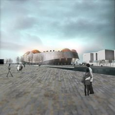 a proposal by Weathers Architectural and Environmental Design for a World War II museum in Gdańsk, Poland. An interesting design that takes ...