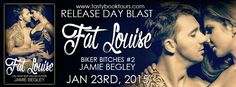 New Release: Fat Louise, Biker Bitches #2 by @JamieBegley Enter to Win $25 Amazon GC or Digital Book Bundle http://twinsistersrockinreviews.blogspot.com/2015/01/new-release-fat-louise-biker-bitches-2.html