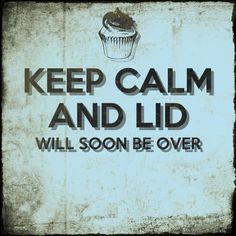 Keep Calm- the low iodine diet will soon be over!!!! Stay positive and it will all workout!!!