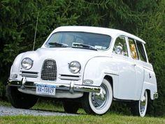 1960 SAAB 96 WAGON