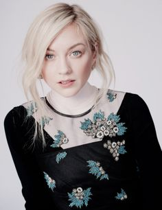 Emily Kinney photographed by Frank Terry for Darling Magazine