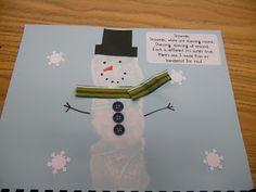 hand print calendars - grandparent gifts The Sharpened Pencil: 2013 Calendars