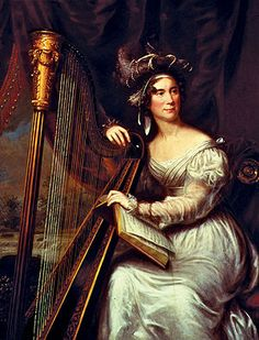 (5) Louisa Catherine Johnson Adams, wife of John Quincy Adams, was First Lady of the United States from 1825 to 1829. She is the only First Lady born outside of the United States