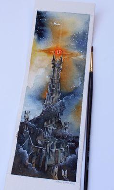 Neverending Fairytale Watercolor Art, Middle Earth Art, Sketches, Lotr Art, Art Drawings, Drawings, Fantasy Art, Art, Lord Of The Rings