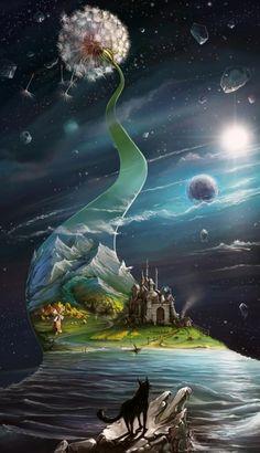 Fabulously beautiful landscape by igor artyomenko