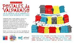 Exposiciones PLOP! Galería: Exposición Postales de Valparaíso, colectiva