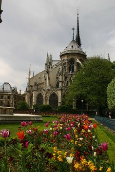 Wouldn't you love to get married in this French cathedral?