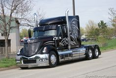 custom semi trucks | Custom Semi Trucks