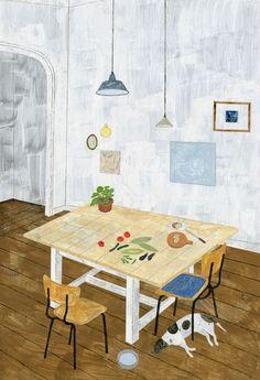 Pötit - Die kleinen Dinge des Lebens. Liebenswerte Fundstücke aus Design, Garten, DIY + Interieur.: Pötit liebt | Fumi Koike