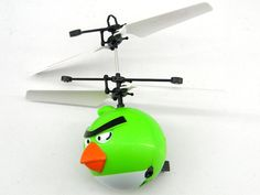 Angry bird kids classic toys rc helicopter Children gift remote control aircraft #LOGO