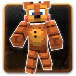MOD Minecraft FNAF 1