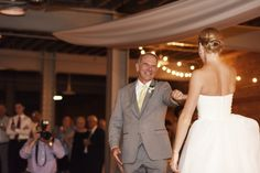 Father and Bride dance. #awwwwwww  Photo: Cathy A. Lyons