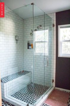 Before & After: From Damp & Outdated to a Modernist Dream Bathroom | Apartment Therapy