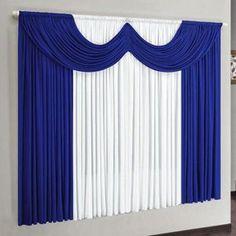 Blue Wedding Decorations, Backdrop Decorations, Diy Baby Shower Decorations, Diy Backdrop, Home Curtains, Curtains With Blinds, Curtain Backdrop Wedding, Wedding Table Layouts, Wedding Columns