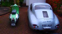 356 and Vespa GS160