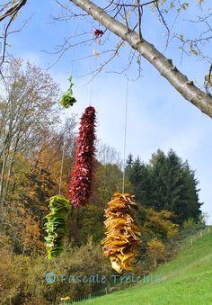 NaturART im November www.gartenkraut.blogspot.com Mehr